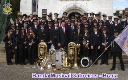 Banda de Musical de Cabreiros