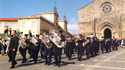 Banda Musical de Oliveira (Portugal) fundada en 1782